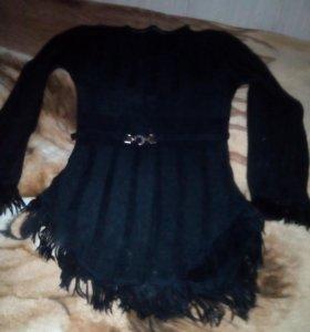 Кофта ( как платье)