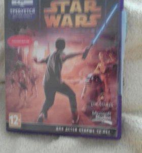 XBOX 360 Диск star wars