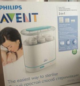 Электрический паровой стерилизатор Philips Avent