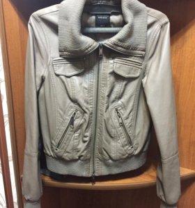 Куртка из ЭКО -кожи