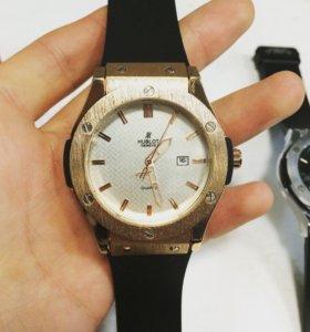 Новые часы Hublot gold