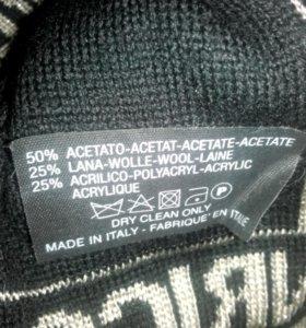 New.  Комплект шарф и шапка