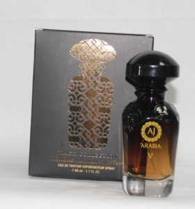 Духи AJ Arabia- Black Collection V