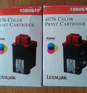 Картридж LEXMARK 4076 для ExecJet II / IIc,