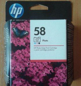 Картридж HP58