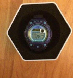 Часы Casio G-Shock Baby-G BLX-100-2E