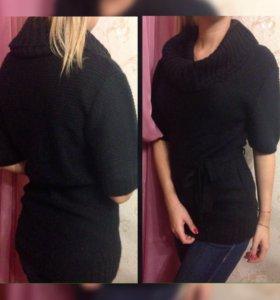 юбка, куртка, свитер
