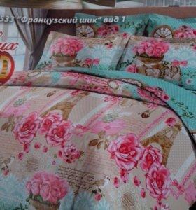 ткани на постельное белье