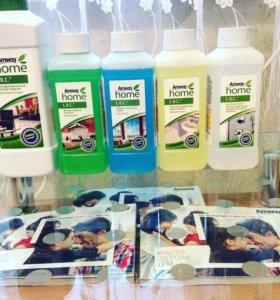 Набор средств для экологичной уборки дома!