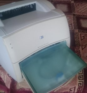 Продается принтер HP laserjet 1000series