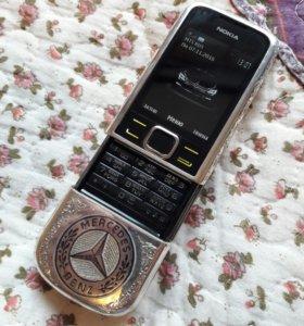 Телефон 8800 серебро