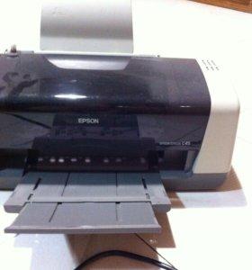 Цветной принтер EPSON Stylus c 45