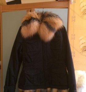 куртка женская фирмы Баон НОВАЯ ЦЕНА 5000