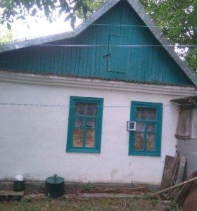 Дом с участком 13 соток.