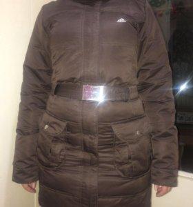 Зимний пуховик (куртка)