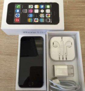 iPhone 5S Jailbroken 32GB
