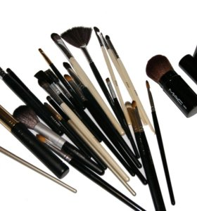 Брендовые кисти для макияжа MAC DIOR CHANEL