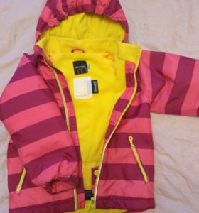 Куртка для девочки зима-осень