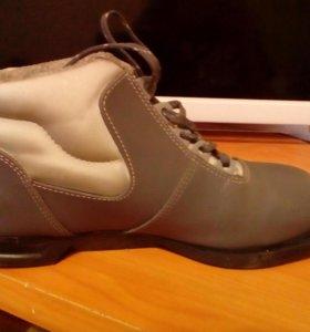 Ботинки лыжные для мальчиков, 37 размер