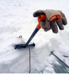 Чистка снега, плюс услуги грузчиков