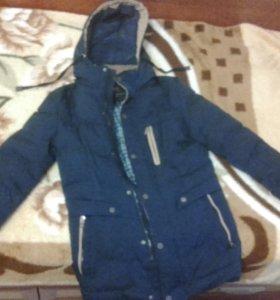 Зимняя куртка. XL