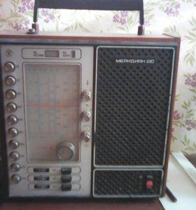 Радиоприемник мередиан 20