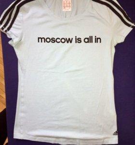 Женская футболка Adidas (Адидас)