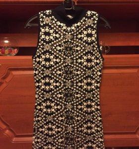 Платье под бадлон