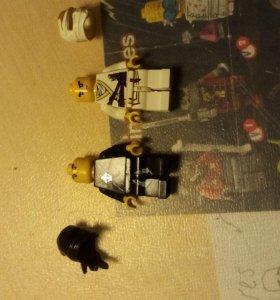 Лего-фигурки