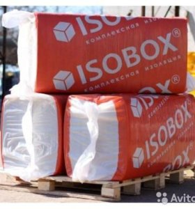 Теплоизоляция Изобокс 28 плотность (1200x600x50)