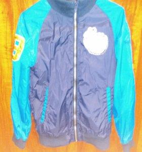 Ветровка-спортивная куртка