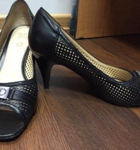 Туфли натуральная кожа 40-41