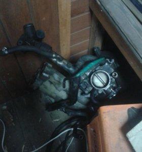 Двигатель ауди а 4 1996 года ADP 1.6