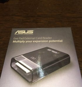 Картридер Asus External Card Reader для Eee Pad
