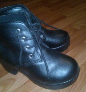 Легкие ботиночки