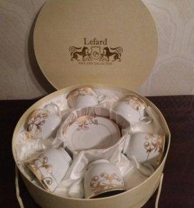 Чайный сервиз Lefard England Collection