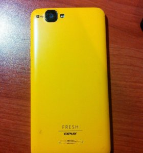 Телефон(смартфон) Explay Fresh