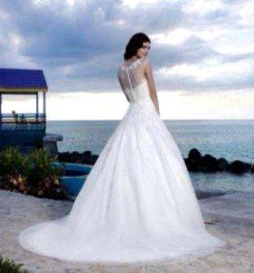 Свадебное платье Sincerity и подарок