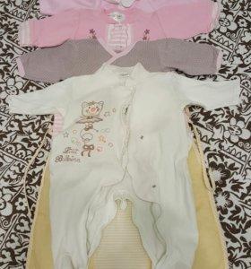 Детская одежда для девочки (56 размер)