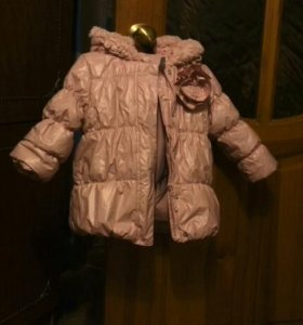 Зимний костюм, на 1,5-2,5 года