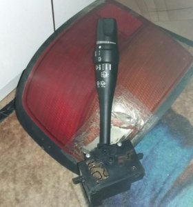Ниссан- Р11- Задний фонарь  - ручка переключателя