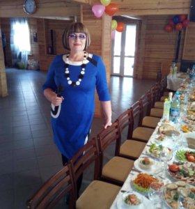 Ведущая на Ваш праздник Галина