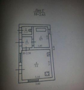 Дом 2/3 части