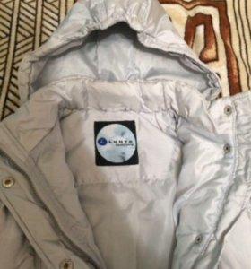 Пальто куртка Luhta новое 92