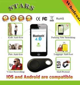 Bluetooth брелок и кнопка для селфи iTag