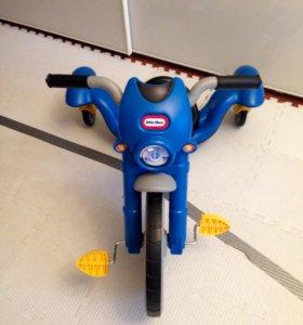 Little Tikes Трехколесный велосипед.