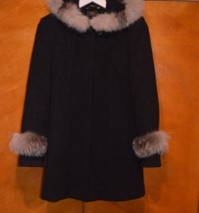 Очень теплое зимнее пальто!