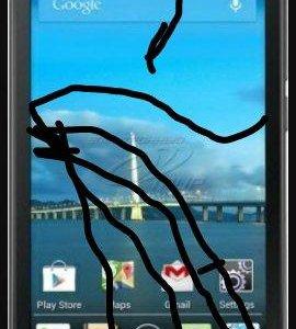 Телефон Huawei Ascend y600 u20
