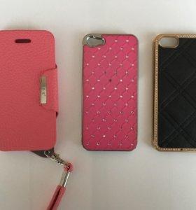 Чехла на iPhone 5 / 5s / SE