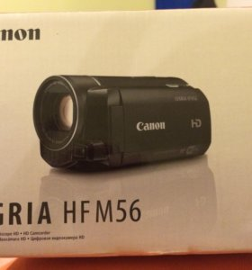 Видеокамера Canon legr is hf m 56